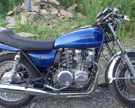 kawasaki z650A