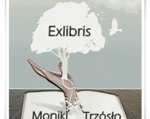 Op.318. Ex Libris  Moniki Trzósło , 85x70, CGD