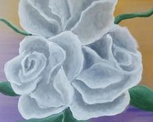 Rosa unico,60x40, 01.05.2015r.
