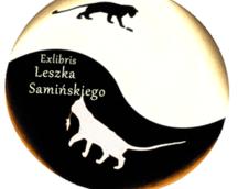 Exlibris Leszka Samińskiego,Op.262