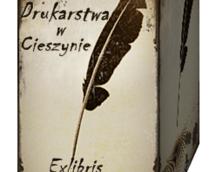 . EXLIBRIS  Muzeum Drukarstwa w Cieszynie ,Op.255