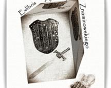 EXLIBRIS Andrzeja  Znamirowskiego ,Op.208,, 85x75,