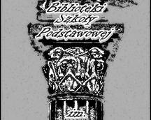 Exlibris Biblioteki S.P. im.A.Delonga w Kunach