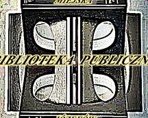 Exlibris Miejskiej  Biblioteki  Publicznej   w Józefowie