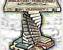 Exlibris Powiatowej i Miejskiej Biblioteki w Oleśnicy