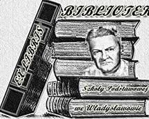 Exlibris Biblioteki S.P.im.W.Broniewskiego
