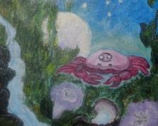 Mój znak zodiaku,50x50,2010r.
