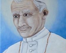 Święty Jan Paweł II, 70X50