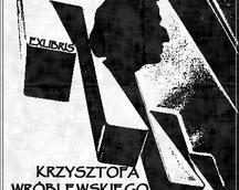 Exlibris  Krzysztofa Wróblewskiego, Op.160, 80x80
