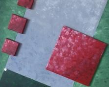 Kompozycja 1-Róże, 100x100