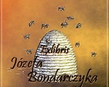 EXLIBRIS Józefa Bondarczyka ,Op.188,87x65,
