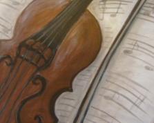 Stradivarius, 50x50