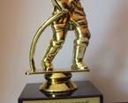 Statuetka za aktywność w działaniach ratowniczo-gaśniczych za rok 2012