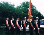 Poświęcenie Kapliczki - 70-cio lecie OSP Ulesie