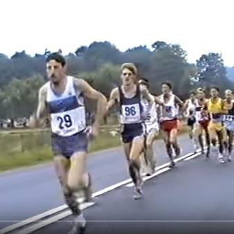 Tak biega się w Brzeszczach od 1990 roku