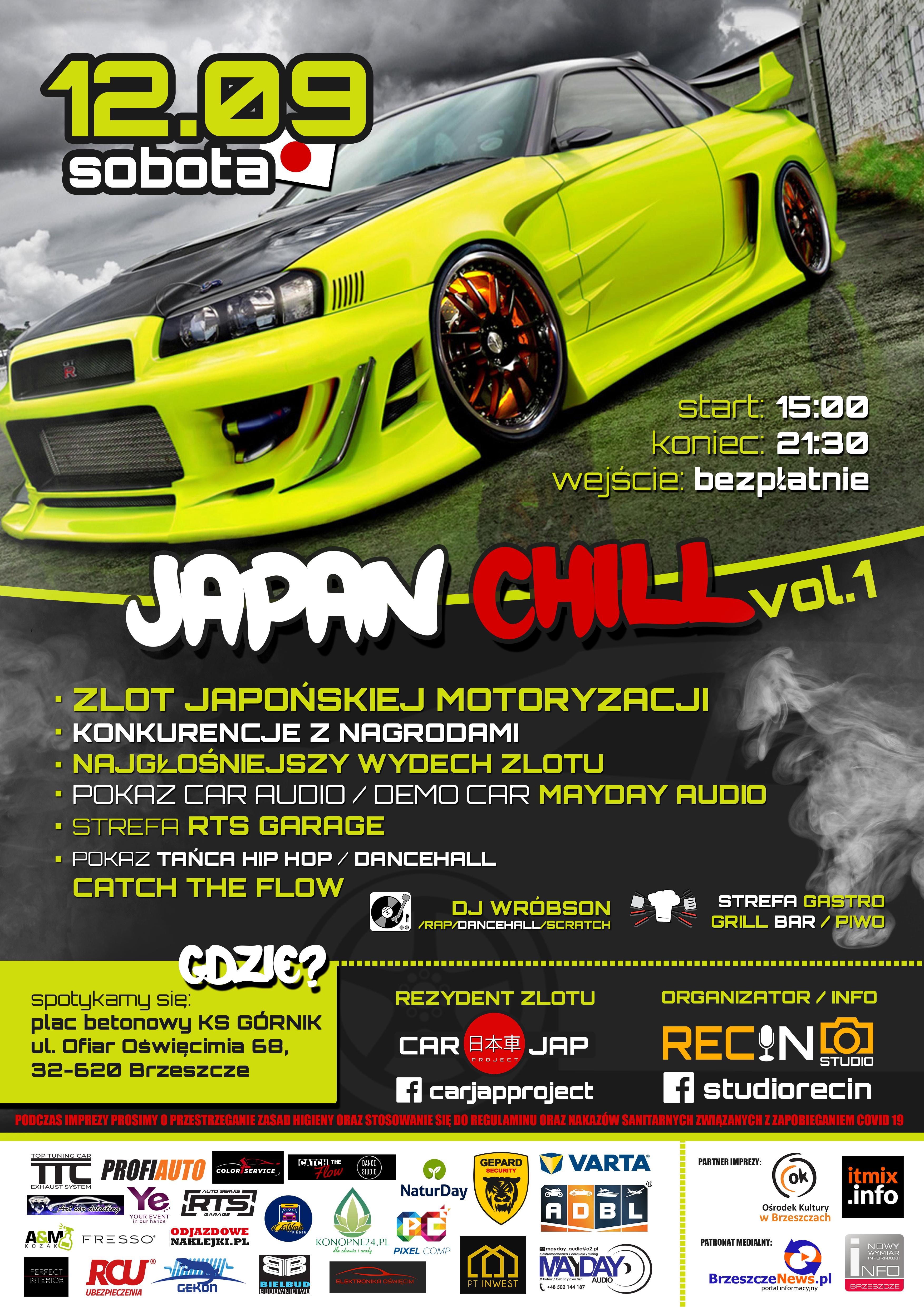 Japan Chill BrzeszczeNews