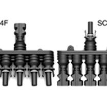 konektor MC4 równoległe X 5