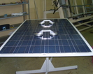panel w produkcji