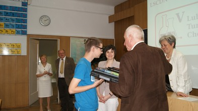 Nagroda indywidualna dla Bartosza Bańki.