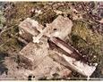 Teren dawnego ewangelickiego cmentarza w Kozinie (dziś cmentarz katolicki)