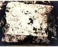 Pozostałości nagrobków w Parku Chrobrego