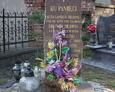 Obelisk poświęcony rodzinie Hering