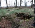 Pozostałości grobowca lub kapliczki