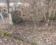 Znajdujące się na cmentarzu pola nagrobne