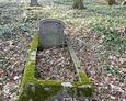 Nagrobek na cmentarzu w Bychowie
