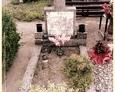 Cewice - najstarszy nagrobek (teren dzisiejszego katolickiego cmentarza/niegdyś ewangelicki)