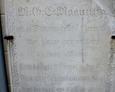 Symboliczne miejsce wiecznego spoczynku pastora Maguny, zmarłego w 1831 r.