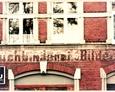 Napisy znajdujące się na ulicy Reja – Buchbinderei Bilde