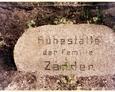 Sarbsk - miejsce spoczynku rodziny Zander