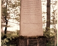 Pomnik poległych w I wojnie światowej w Maszewku/Komaszewie