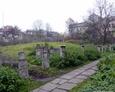 Ogólny widok na teren cmentarza Remuh w Krakowie