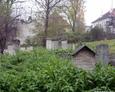 Macewy na cmentarzu Remuh