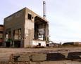Pozostałości kotłowni zakładu Zremb w Lęborku