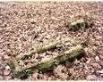 Kamienna rama dziecięcego nagrobka (Oskowo)