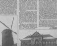 Pałac i wiatrak w Zdrzewnie; Głos Pomorza; 30 marca 1993 r.