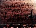 Napisy na ulicy Kasprzaka