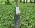 Obelisk w kształcie pnia drzewa