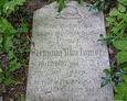 Widoczne inskrypcje na cenotafie