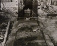 Najstarszy nagrobek na cmentarzu