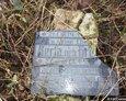 Odnaleziony fragment tablicy inskrypcyjnej