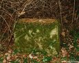 Pozostałości cmentarza w Stęknicy