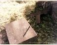 Damnica - cmentarz komunalny (fragment nagrobka)