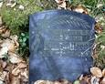 Jedna z niewielu zachowanych tablic, na których można odczytać napis