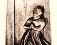 Epitafium Doroty Sycewic (Zitzewitz); zdjęcie archiwalne