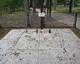 Mogiła bezimiennych pomordowanych Polaków