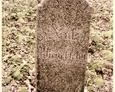 Szczenurze - zachodnia część cmentarza